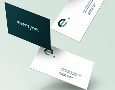 2016: eversyne - branding &website for software house