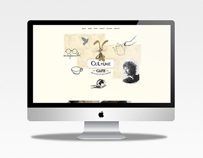 Culture Cafe Website