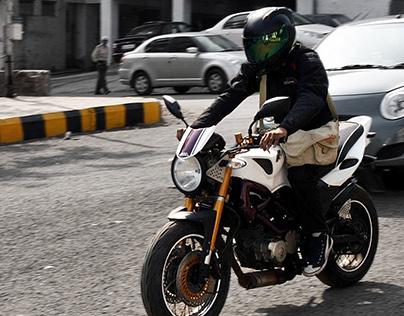 Motorcycle customization