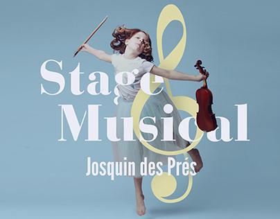 Visuel Stage Musical