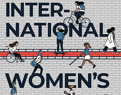 International Women's Day 2018 Illustrations