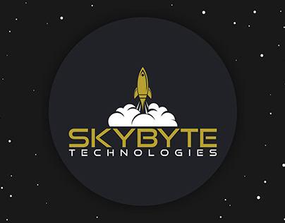 Logo Design for SKYBYTE