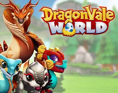 DragonVale World Marketing