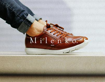MILENKO / BRANDING