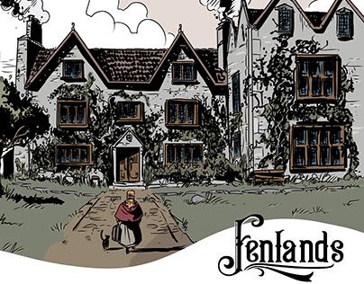 Fenlands webcomic