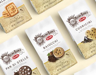 Mulino Bianco _ Premium Italian Bakery _ packaging