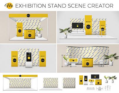 Ephemeral: Exhibition Stand Scene Creator Art Kit