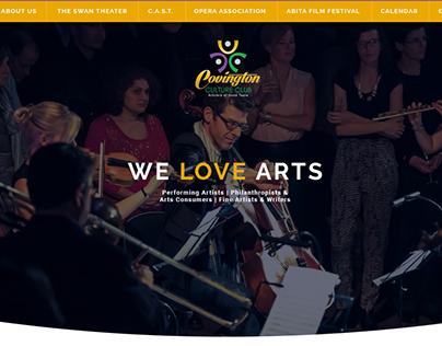 Website Arts