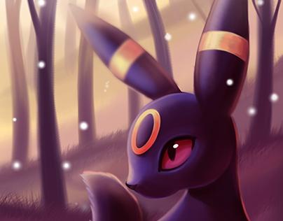 Pokemon Umbreon