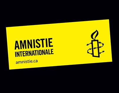 Amnistie Internationale - Radio Snooze