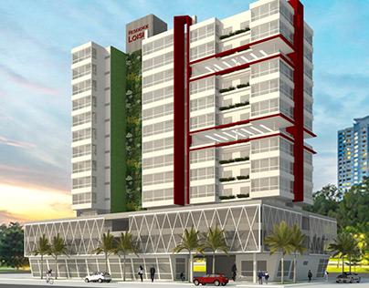Projeto Acadêmico | Edifício Multifuncional