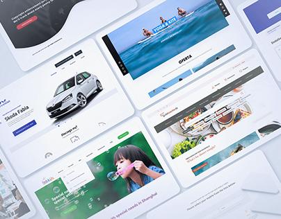 Web & UI Snapshot Set [2018]