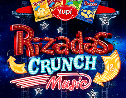 RIZADAS Crunch & Music