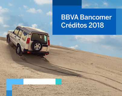 BBVA Bancomer - Créditos 2018