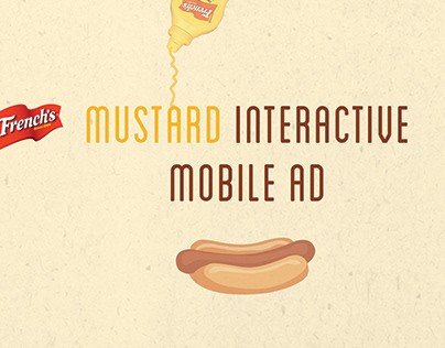 French's Mustard Interactive Mobile Ad