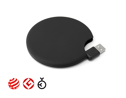 Qimini™ Pocket - Wireless Charger
