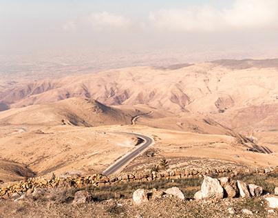 Pérégrinations jordaniennes