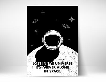 Ilustración + Lettering