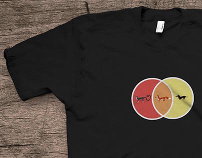Animal Formula T-shirt design