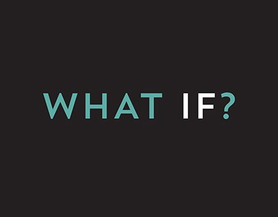 What if? TVC 30'
