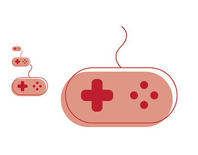 Gaming Symbols | Icon Design