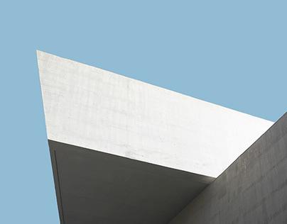 Minimal Rome | Sky vs Concrete - Photography
