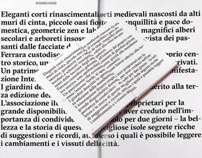 IV18 - Editorial