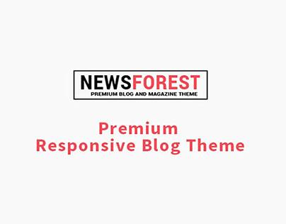 Magazine & Blog WordPress Theme-AdForest