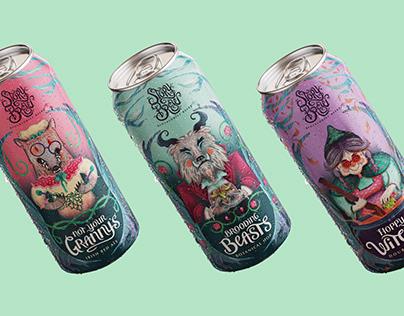 Story Brew Folklorist Beer