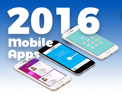 Mobile applications that I made during the 2016 year