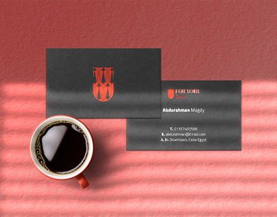 For Your Creativity | Visual Identity