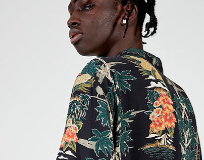 New tropical for Pull&Bear