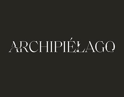 Archipiélago.