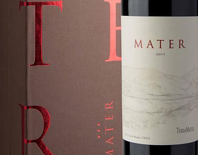 Packaging Vinos TerraMater