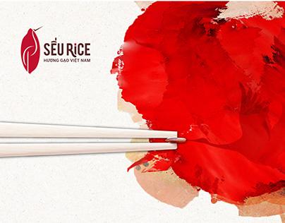 SẾU RICE | branding & packaging design