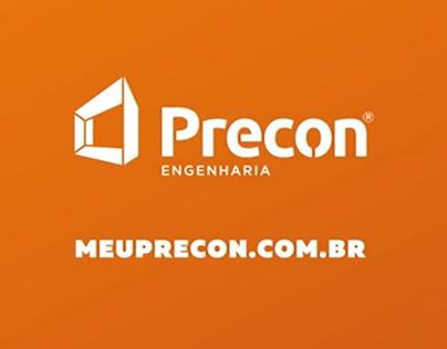 Precon Engenharia - Canal de Youtube | Roteiros Vídeos