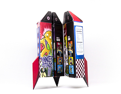 Astro-Meds: Space themed candy