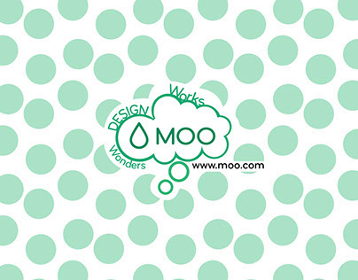 Moo - Slogan Artwork