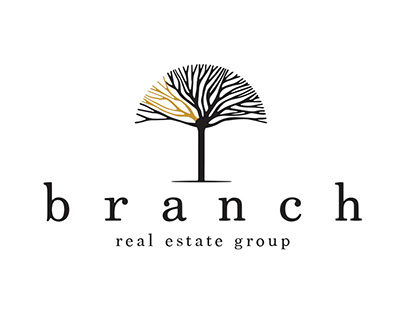 Branch Real Estate Group   Logo Animation