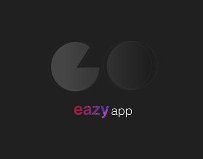Eazy App UX Case Study