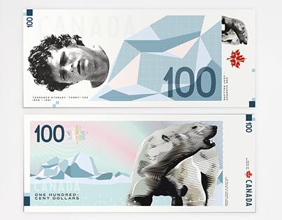 Banknotes Canada - WIP
