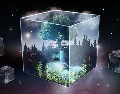 BOX WORLD - Environment Art