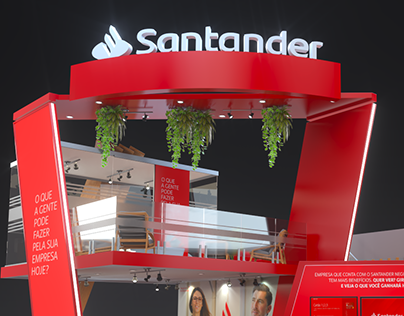 Stand Santander