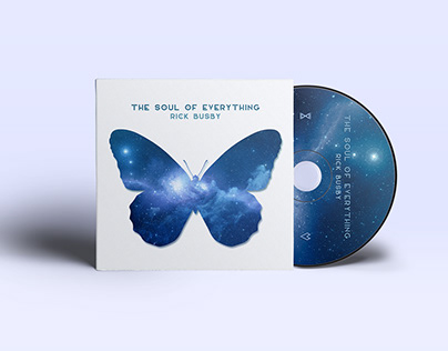 The Soul of Everything Album Artwork