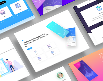 DIVI - App Development Website