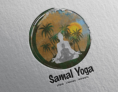 Logo Design for Yoga Comapny
