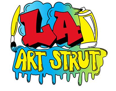 LA Art Strut