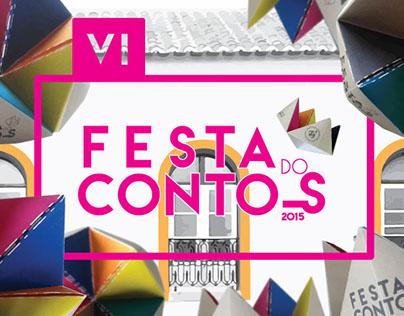 VI FESTA DOS CONTOS - Montemor-o-Novo