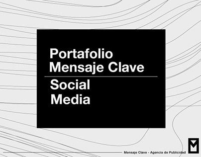 Social Media - Portafolio