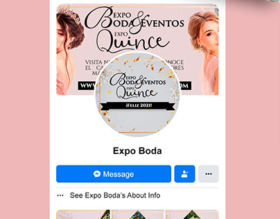Content for networks of Expo Bodas
